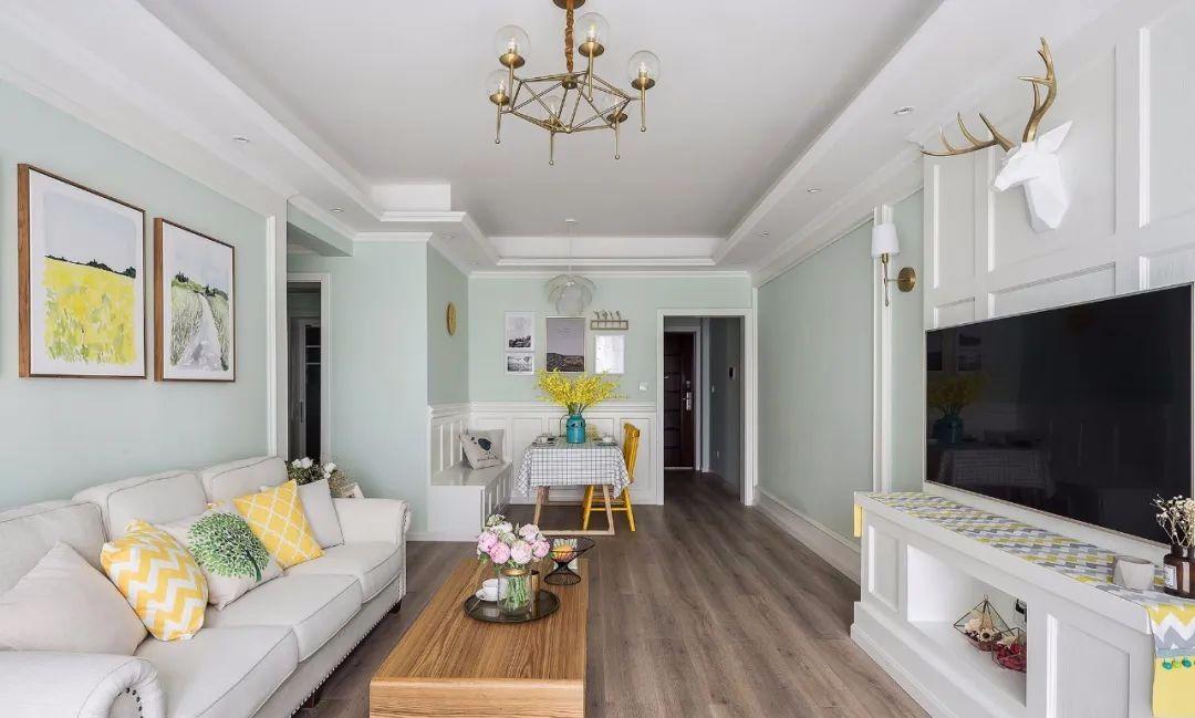 房子神级装修,简单装出高级感!