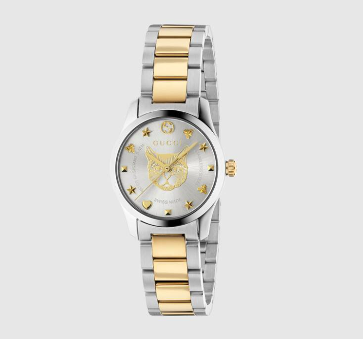 GUCCI腕表,以时间之美,创造经典