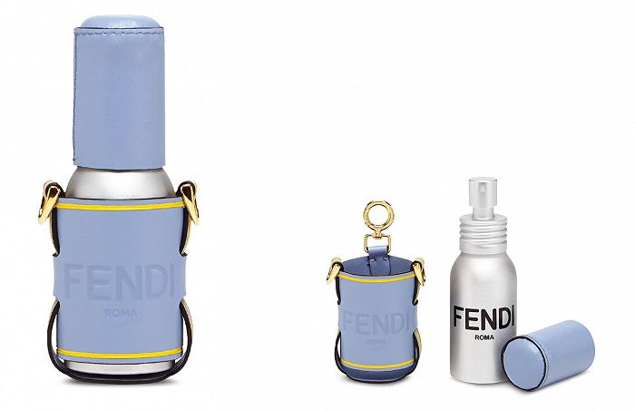 FENDI推出时尚感满满的洗手液便携瓶