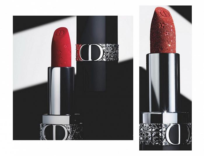 Dior全新星光限量系列唇膏