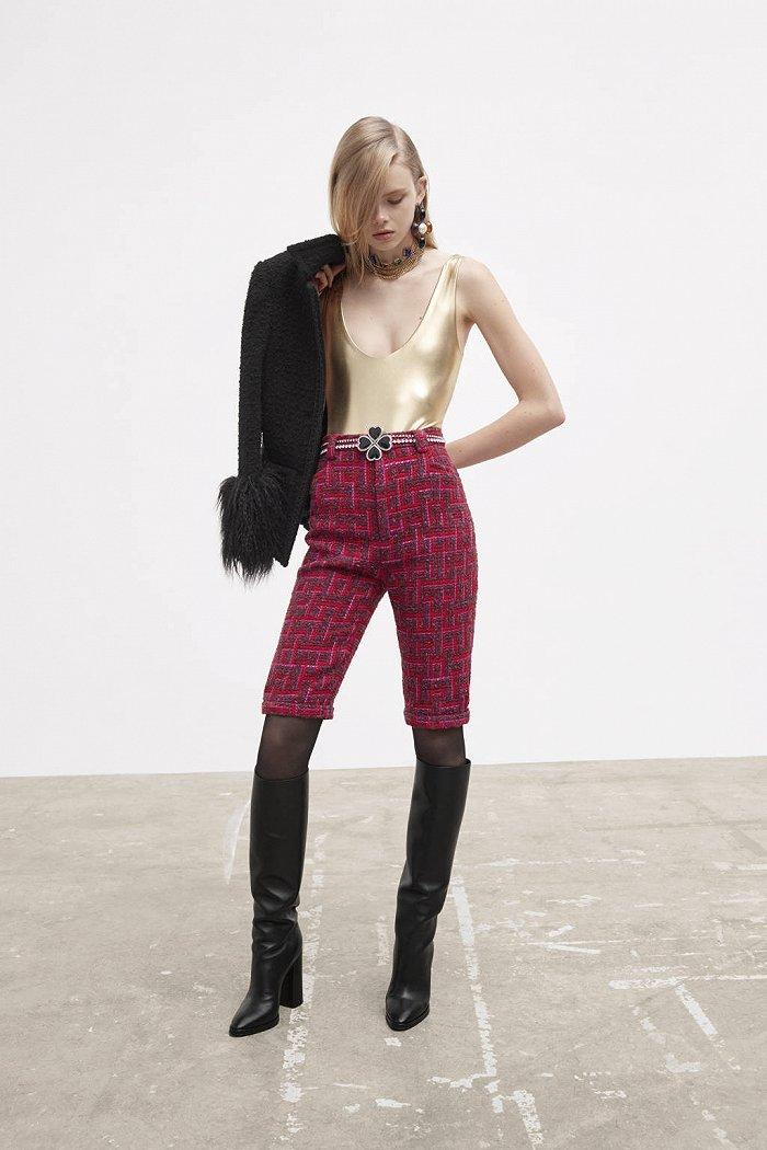 SAINT LAURENT圣罗兰发布2021冬季女装系列
