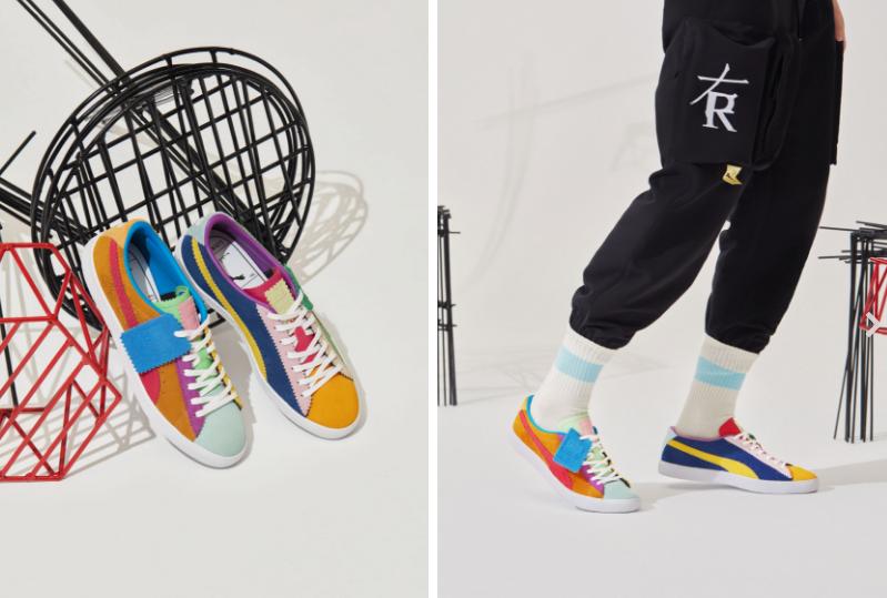 PUMA x Michael Lau推出全新联名系列鞋服产品