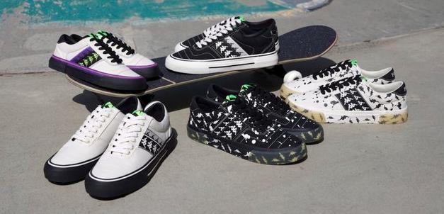 Kappa携手中国滑板国家队,首发全新滑板鞋系列